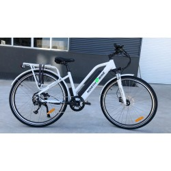 NorthEBike Step Through E-Bike (White)