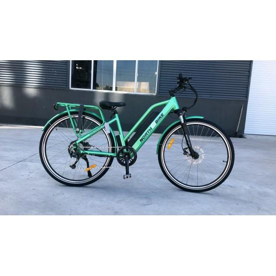 NorthEBike Step Through E-Bike (Green)
