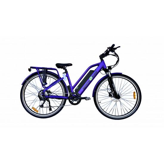 NorthEBike Step Through E-Bike (Purple)