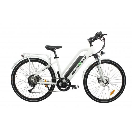 NorthEBike Step Through E-Bike (White)
