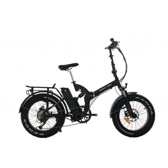 NorhtEbike City (BLACK)